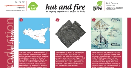 Click here to download a copy of Hut and Fire, an ongoing experimental project in Sicily by Caruso and Speciale