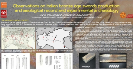 Click here to download a copy of Observations on Italian Bronze Age sword production: archaeological record and experimental archaeology, by Pellegrini and Scacchetti