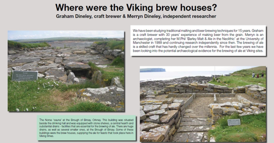 Click here to download a copy of Where were the Viking brew houses by Dineley and Dineley