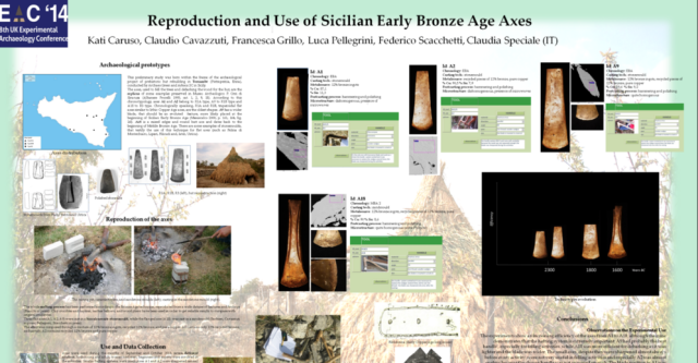 Reproduction and use of sicilian early bronze age axes Speciale et al