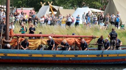 Roskilde Viking ship museum image Copyright Tríona Sørensen